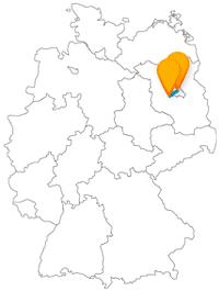 Der Bus von Berlin nach Potsdam verspricht eine abwechslungsreiche Städtereise.