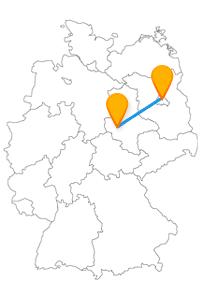 Der Fernbus von Berlin nach Quedlinburg bringt eine Metropole und eine Kleinstadt wunderbar zusammen.