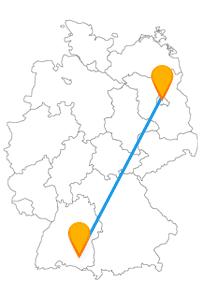 Die Stadt der Türme und Tore lässt sich im Fernbus Berlin Ravensburg gut mit einer Museumsinsel verbinden.
