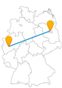 Entdecken Sie mit dem Fernbus Berlin Solingen, dass sich die beiden Städte in nichts nachstehen.