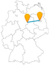 Finden Sie nach Ihrer Reise mit dem Fernbus zwischen Berlin und Wolfsburg ein grünes Herz oder führen Sie verschiedene Experimente durch.