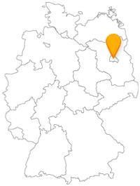 Berlin mit dem Fernbus