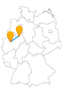 Lernen Sie mit dem Fernbus Bielefeld Bochum Museen für handfeste Berufe kennen.