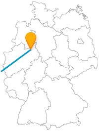 Auf der Reise mit dem Fernbus zwischen Bielefeld und Paris können Sie Gewürze finden und nicht nur den weltberühmten Eiffelturm.
