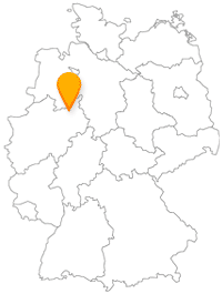 Der Fernbus ab Bielefeld ergänzt den regen Bielefelder Nahverkehr.