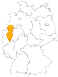 Fahren Sie mit dem Fernbus von Bonn nach Dortmund zu einem fossilen Industriedenkmal.
