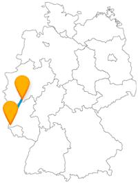 Wandeln Sie mit der Fernbusreise zwischen Bonn und Trier durch Deutschlands älteste Stadt und auf den Spuren eines großen Komponisten.