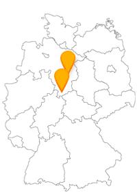 Dom, Burg oder eine Liesel, per Fernbus zwischen Braunschweig und Göttingen gibt es viel zu sehen.