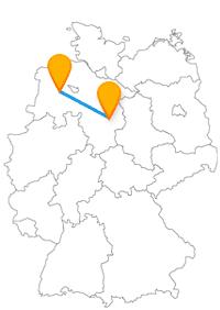 Bus Braunschweig Oldenburg Im Bahn Vergleich Busliniensuchede