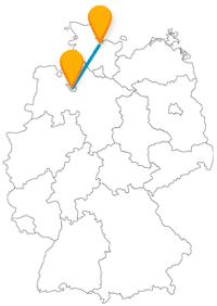 Fernbusverbindung Bremen Kiel