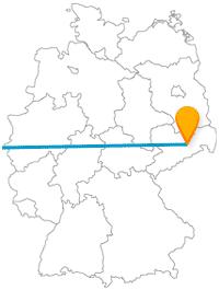 Einmal quer durch Belgien und Deutschland bringt Sie der Fernbus zwischen Brüssel und Dresden sogar auch zu anderen europäischen Sehenswürdigkeiten.
