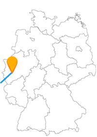 Auf der Reise im Fernbus Brüssel Flughafen Charleroi Köln könnte Belgien auch in Deutschland sehr präsent sein.