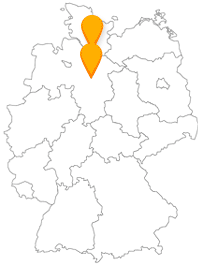 Amsüsieren Sie sich nach der Fahrt im Fernbus von Celle nach Hamburg ein wenig.