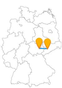 Machen Sie sich nach der Reise im Fernbus zwischen Chemnitz und Jena einen schönen und entspannten Besichtigungstag.