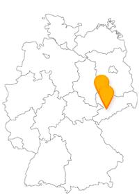 Der Fernbus Chemnitz Leipzig führt Sie vorbei an der Alten Börse und dem Kompott.