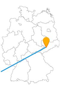 Die sächsische Stadt steht der Stadt der Liebe nach Ihrer Fahrt im Fernbus Chemnitz Paris an Attraktionen in nichts nach.