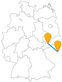 Die Reise mit dem Fernbus von Chemnitz nach Prag bringt Sie von der Karl-Marx-Stadt in die goldene Stadt.