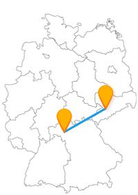 Ob Museum oder Oper, der Fernbus Chemnitz Würzburg bringt Sie zuverlässig zu Ihren Zielen.