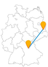 Bus Cottbus Nürnberg Im Bahn Vergleich Busliniensuchede