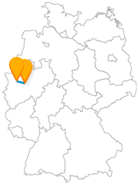 Die Busreise zwischen Dortmund und Duisburg eignet sich für einen schnellen und kurzen Tapetenwechsel.