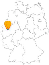Die Busreise zwischen Dortmund und Essen ist gespickt von Sehenswürdigkeiten.