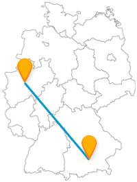 Die Fahrt mit dem Fernbus München Dortmund könnte etwas für Technik-, Foto- und Filmfans interessant sein.