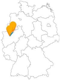 Die Reise mit dem Fernbus von Dortmund nach Münster ist besonders für Studenten interessant.