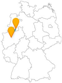 Die Reise mit dem Fernbus zwischen Dortmund und Osnabrück ist besonders für Museumsliebhaber interessant.