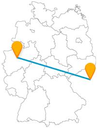 Lernen Sie mit der Fernbusreise zwischen Dortmund und Prag ein bisschen Sozial- und Kulturgeschichte kennen.