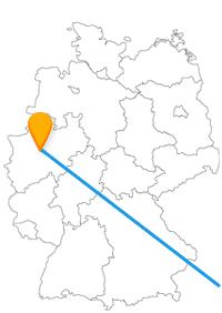 Die Reise mit dem Fernbus von Dortmund nach Wien führt in eine der Kulturmetropolen Europas.