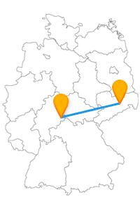 Machen Sie mit dem Fernbus Dresden Fulda einen gemütlichen Familienausflug.