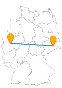 Genießen Sie die Reise im Fernbus Dresden Hagen und anschließend den Reichtum an historischen Sehenswürdigkeiten.