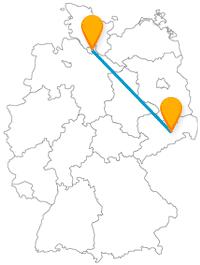 Verbinden Sie mit einer Reise im Fernbus Dresden Hamburg ein Elbflorenz mit Musical-Paradies.