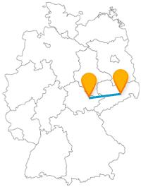 Wer am Thema Optik interessiert ist, kommt nicht um eine Fahrt mit dem Fernbus von Dresden nach Jena.