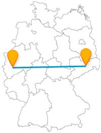 Erleben Sie mit dem Fernbus von Dresden nach Köln einen kulturell spannenden Ausflug.