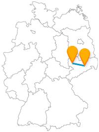 Kulinarisch und musikalisch geht es nach der Fahrt mit dem Fernbus Dresden Leipzig zu.