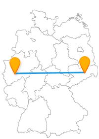 Sind Sie mit dem Fernbus Dresden Leverkusen auf Durchreise, haben Sie gute Anschlüsse an Busse ins Ausland.