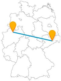 Die Reise mit dem Fernbus von Dresden nach Münster bringt Sie in eine Stadt, die schon 799 n. Chr. als Bistum gegründet wurde.