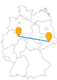 Überzeugen Sie sich einfach mit einer Fahrt im Fernbus von Dresden nach Paderborn wie interessant die nordrhein-westfälische Stadt ist.
