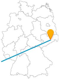 Kultur und Prunk erwartet Sie auf der Reise mit dem Fernbus zwischen Dresden und Paris.