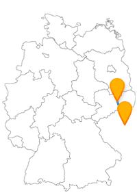 Mit dem Fernbus Dresden Prag Flughafen können Sie auf Geschäftsreise gehen oder auch zur Semperoper reisen.
