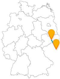 Die Reise mit dem Fernbus von Dresden nach Prag lohnt sich für historisch Interessierte.