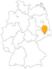 Der Fernbus Dresden ist auch ein gutes Sprungbrett nach Osteuropa.