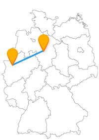 Ein Ausflug mit dem Bus Duisburg Hannover ist für die ganze Familie geeignet.