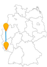 Ein guter Busvergleich lässt Sie den passenden Fernbus von Duisburg nach Saarbrücken schnell finden.
