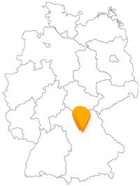 Die Busstrecke von Erlangen nach Nürnberg ist nur ein kurzes Zwischenstück auf einer größeren Fernbusverbindung.