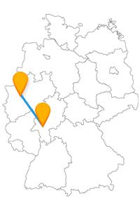 Sie möchten mit dem Fernbus Essen Frankfurt Flughafen vom größten Flughafen Deutschlands aus reisen und im Grugapark ausspannen.