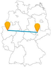 Vielleicht machen Sie den Besuch der Attraktionen auf der Fernbusreise von Essen nach Leipzig vom Wetter abhängig.