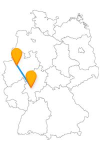 Die Reise mit dem Fernbus von Frankfurt nach Gelsenkirchen bietet die Garantie für ein tolles Abendprogramm oder Spiel und Spaß für die ganze Familie.
