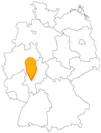 Ob Alte Oper oder Gemäldegalerie, mit dem Fernbus zwischen Frankfurt und Gießen erleben Sie Geschichte und Kultur.